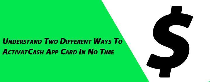 ActivatCash App Card